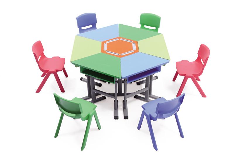 拼桌椅KZ85