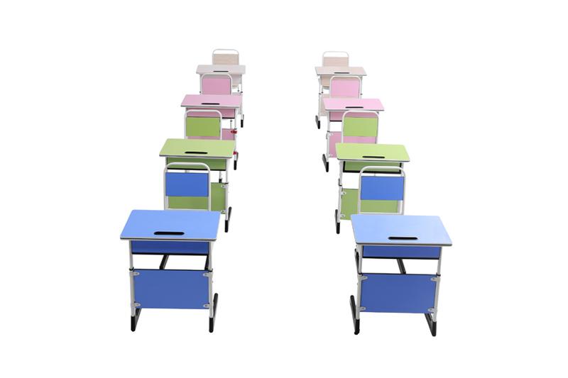 学生课桌椅厂家 - 课桌椅的尺度